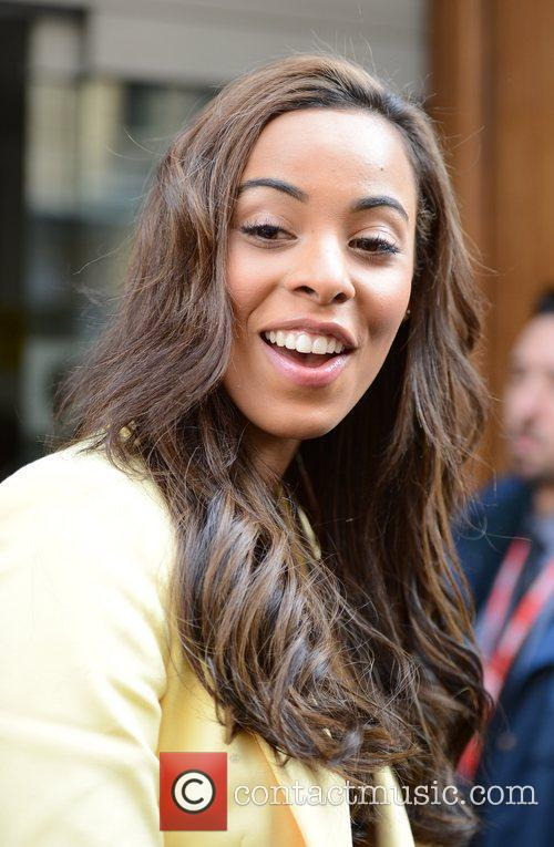 Rochelle Wiseman and The Saturdays 26