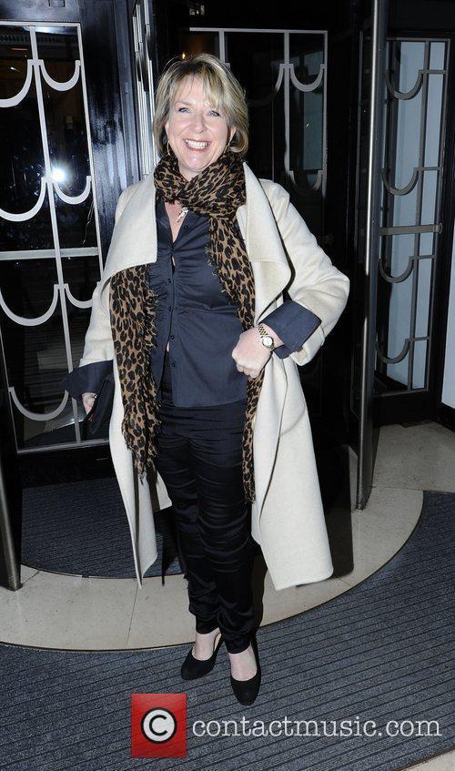 Fearne Britton,  at the BBC Radio 1...