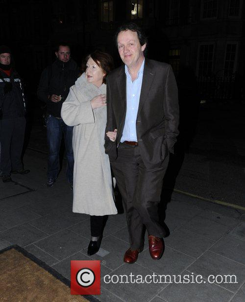 kevin whately with his wife madelaine newton 3689342