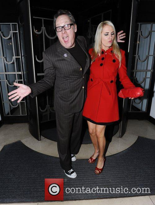 Vic Reeves and Nancy Sorrell 5