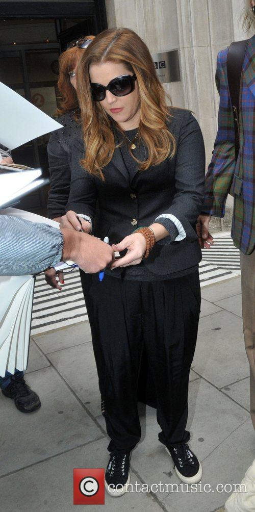 Lisa Marie Presley 7