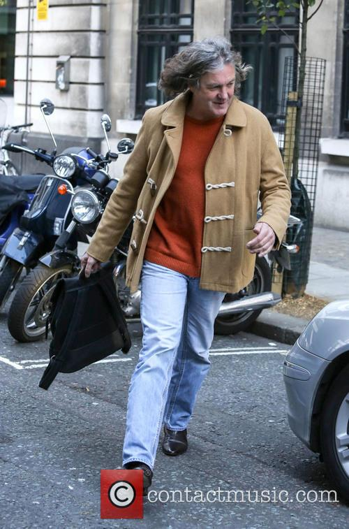 James May and Radio 1