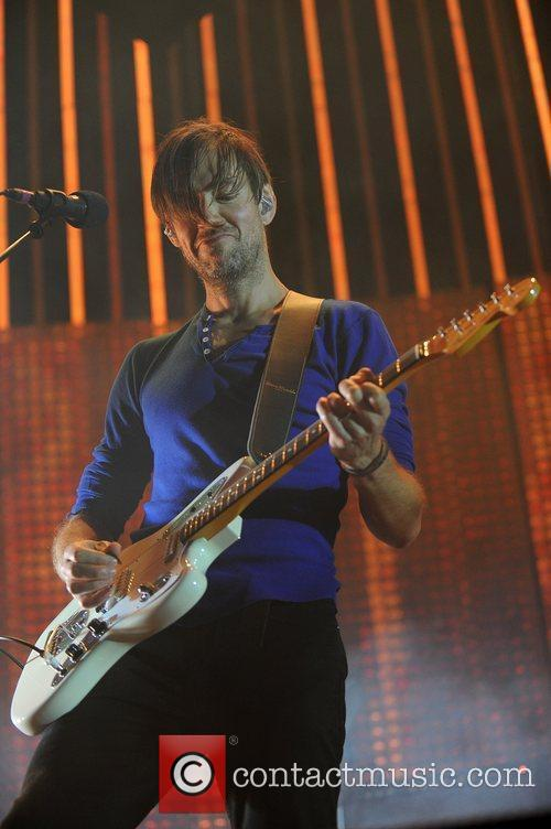 Ed O Brien and Radiohead 6