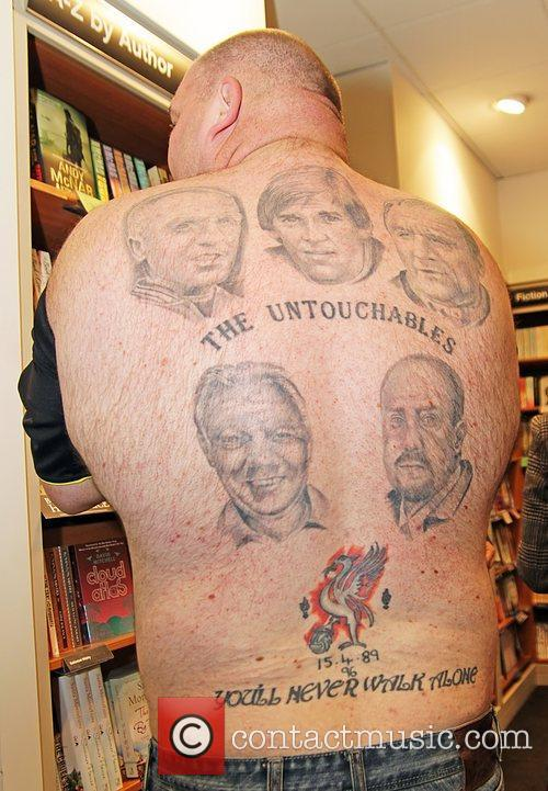 A dedicated fan Former Liverpool FC manager Rafa...