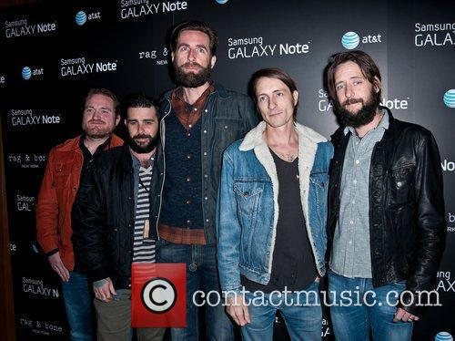 Band of Horses Samsung and AT&T, hosted by...