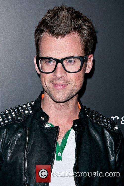 Brad Goreski Samsung and AT&T, hosted by rag...