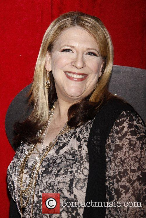 Lisa Lampanelli Broadway opening night after party for...
