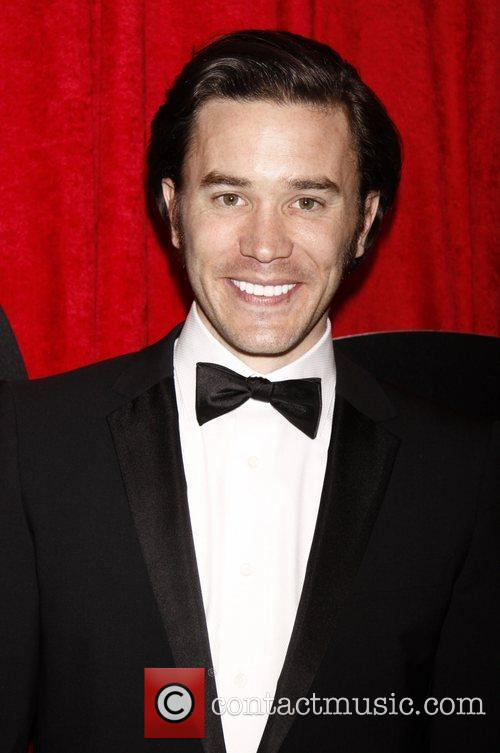 Tom Pelphrey Broadway opening night after party for...