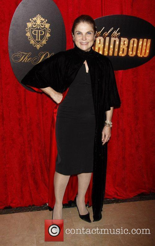 Tovah Feldshuh Broadway opening night after party for...