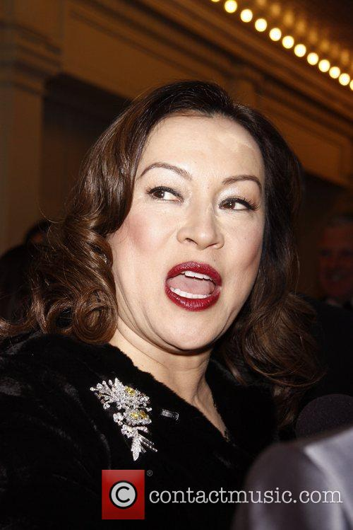 Jennifer Tilly Broadway opening night of 'End Of...