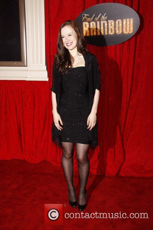 Molly Ranson Broadway opening night of 'End Of...