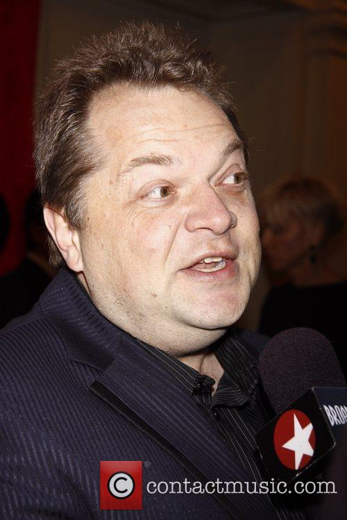 Peter Quilter Broadway opening night of 'End Of...