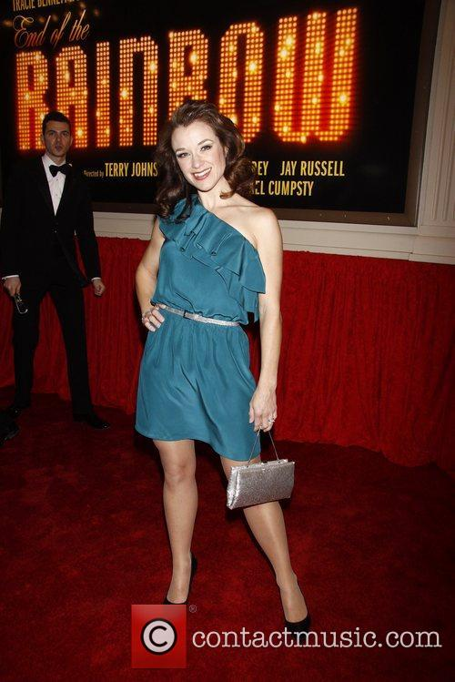 Sarah Uriarte Berry Broadway opening night of 'End...