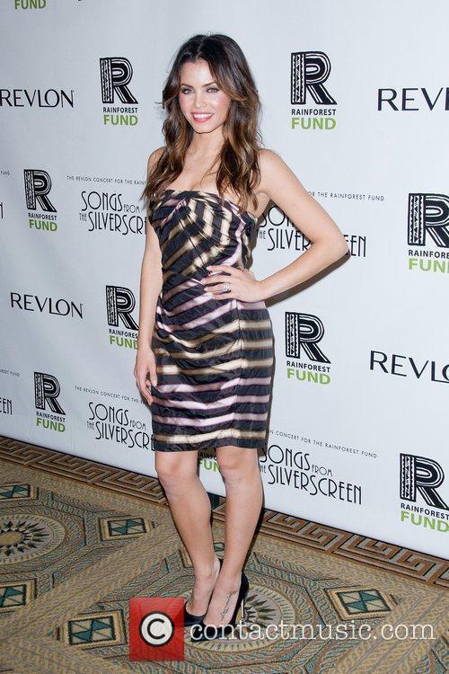Jenna Dewan Tatum The 2012 Concert For The...
