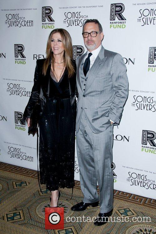 Rita Wilson and Tom Hanks 3