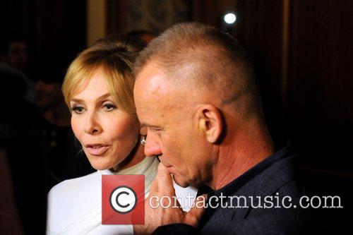 Sting and Trudie Styler 7
