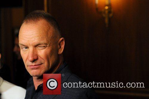 Sting aka Gordon Sumner The 2012 Concert For...
