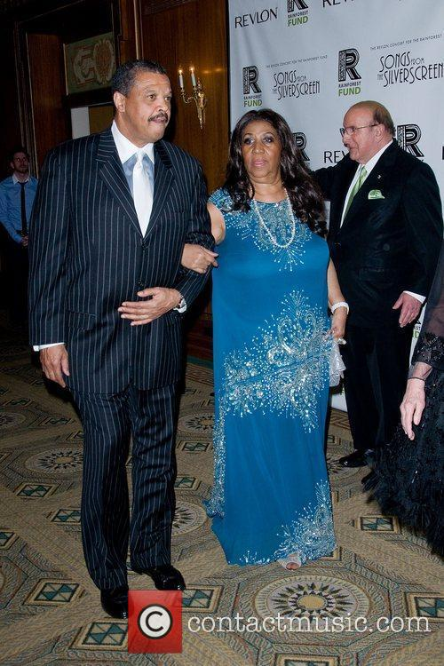 William Wilkerson and Aretha Franklin  The 2012...