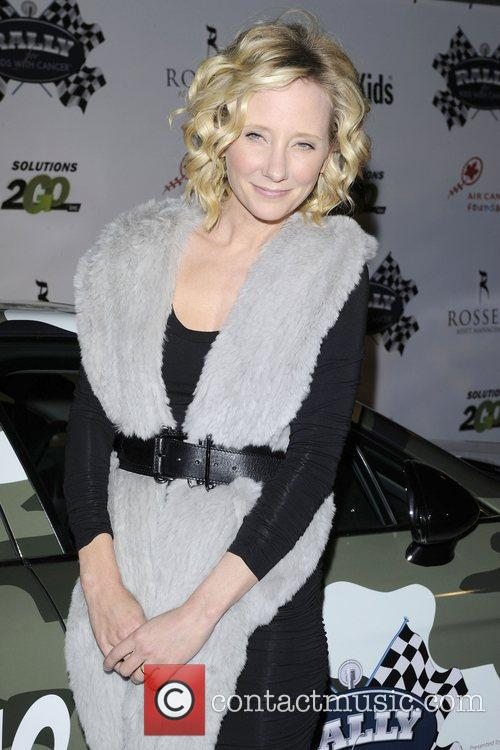Anne Heche  Rally For Kids 'The Qualifiers'...