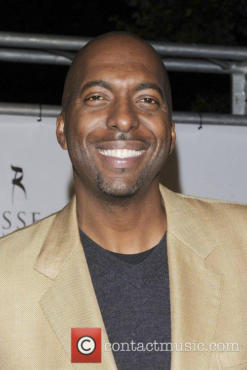 John Salley  Rally For Kids 'The Qualifiers'...