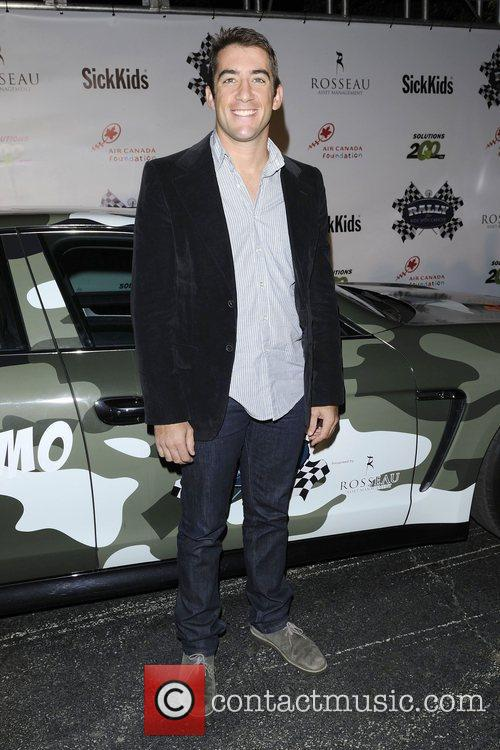 Jonathan Togo Rally For Kids 'The Qualifiers' Celebrity...