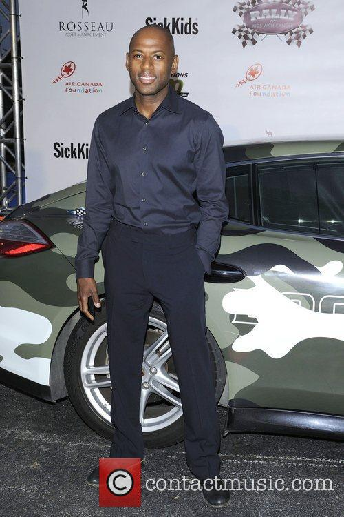 Romany Malco   Rally For Kids 'The...