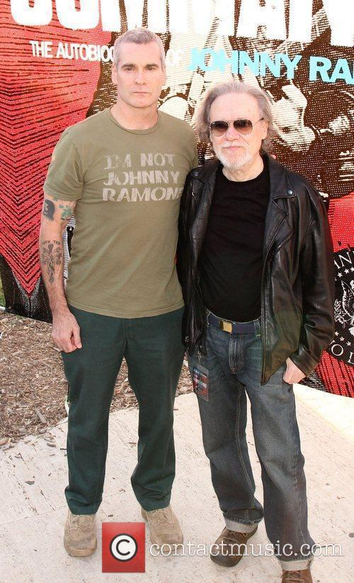 Henry Rollins and Tommy Ramone 8th annual Johnny...
