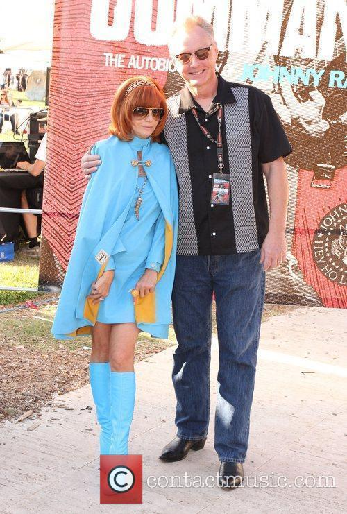 Linda Ramone and Billy Zoom 8th annual Johnny...