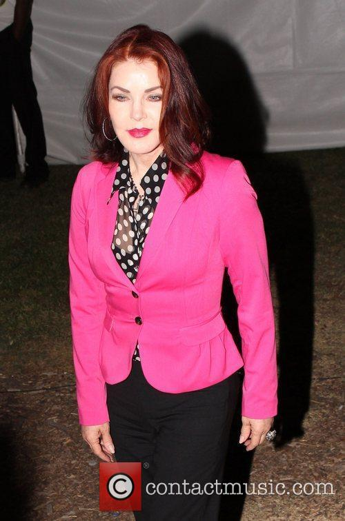 Priscilla Presley 8th annual Johnny Ramone tribute at...