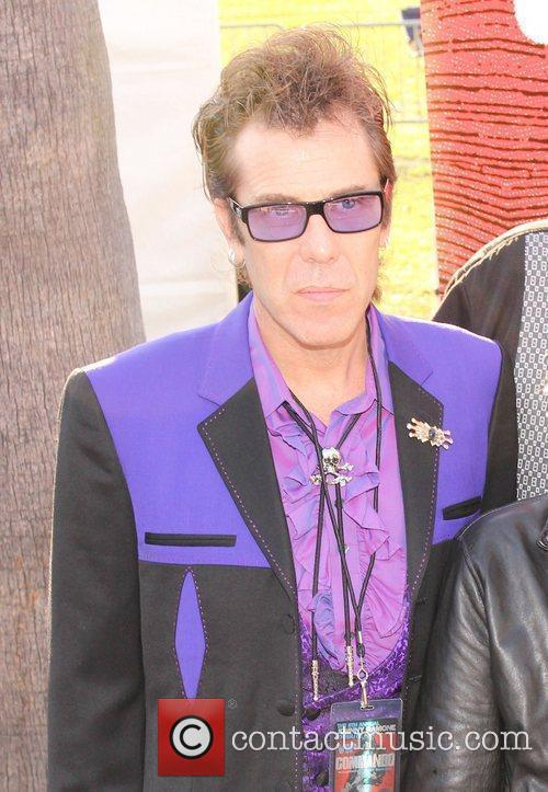Slim Jim Phantom 8th annual Johnny Ramone tribute...