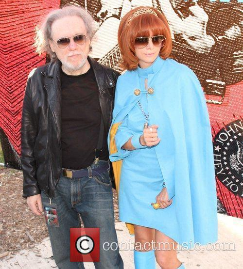 Tommy Ramone and Linda Ramone 8th annual Johnny...