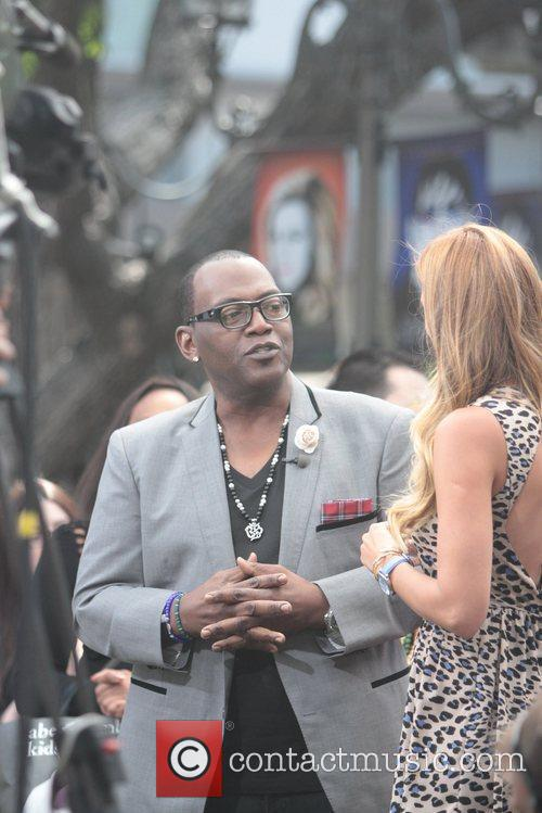 American Idol and Randy Jackson 8