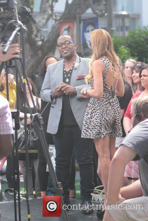 American Idol and Randy Jackson 9