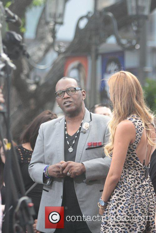 American Idol and Randy Jackson 11