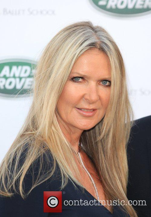 Amanda Wakely The Range Rover global launch party...