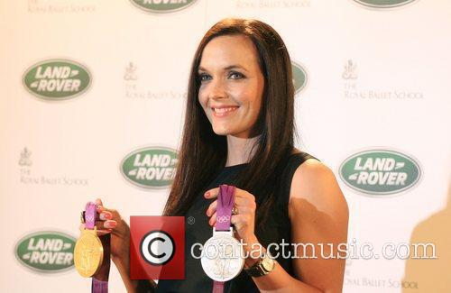 victoria pendleton the range rover global launch 4062998