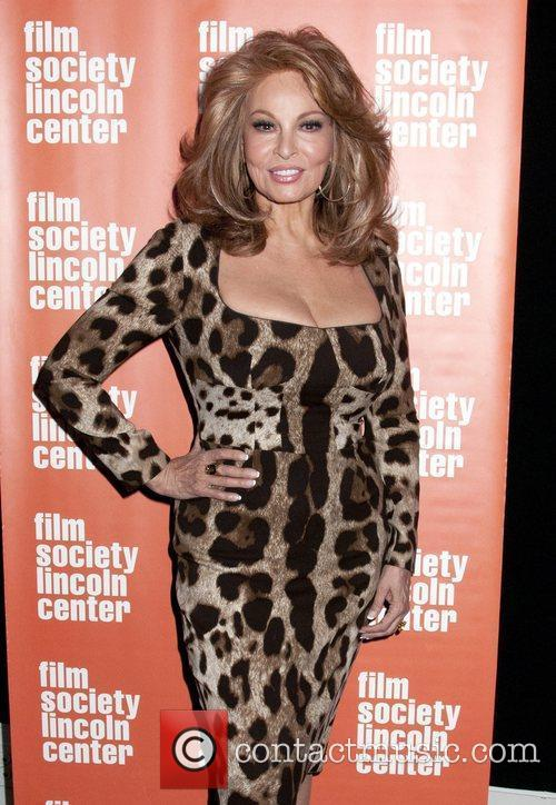 Raquel Welch Film Society Lincoln Center hosts a...
