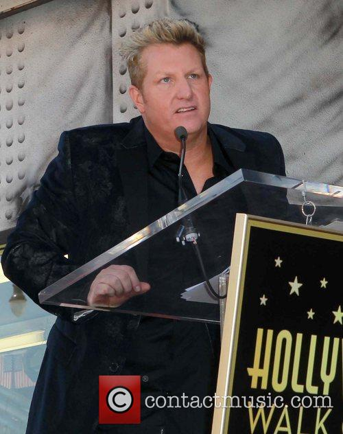 Gary LeVox and Star On The Hollywood Walk Of Fame 2