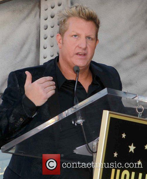 Gary LeVox and Star On The Hollywood Walk Of Fame 4