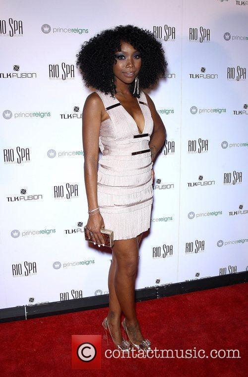 Brandy Norwood and Rio All-suite Hotel 2