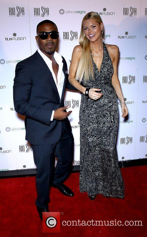 Ray J, Sophie Monk, Rio All-suite Hotel