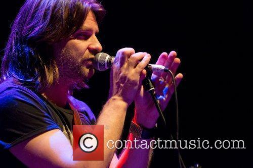 Ray Wilson, (ex-Genesis vocalist) performing live at Teatro...