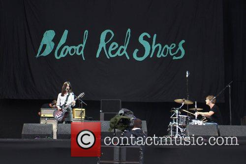 Blood Red Shoes and Leeds & Reading Festival 3