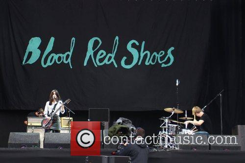 Blood Red Shoes and Leeds & Reading Festival 4