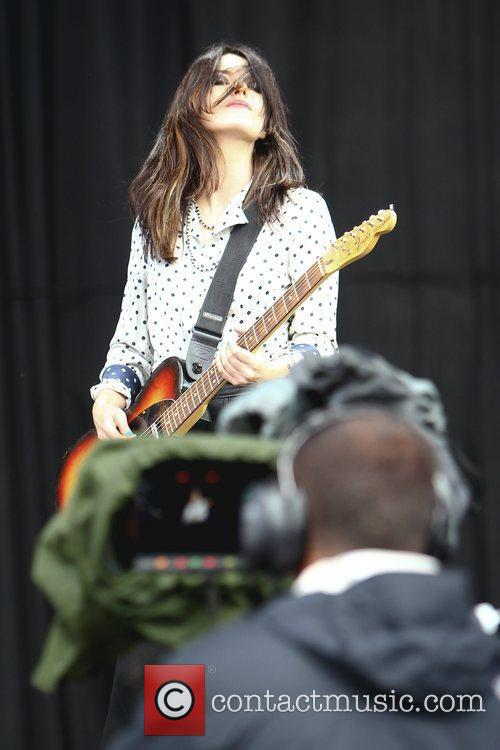 Blood Red Shoes, Leeds & Reading Festival and Reading Festival 6