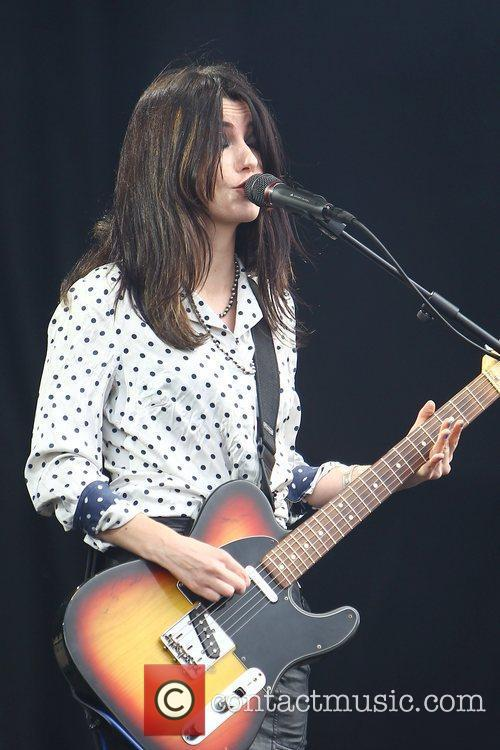 Blood Red Shoes, Leeds & Reading Festival and Reading Festival 7