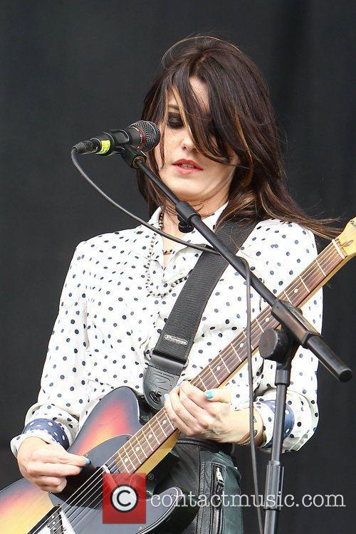 Blood Red Shoes, Leeds & Reading Festival and Reading Festival 8