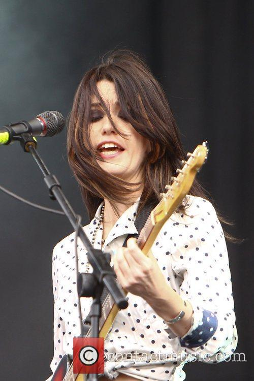 Blood Red Shoes, Leeds & Reading Festival and Reading Festival 1