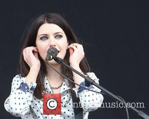 Blood Red Shoes, Leeds & Reading Festival and Reading Festival 10
