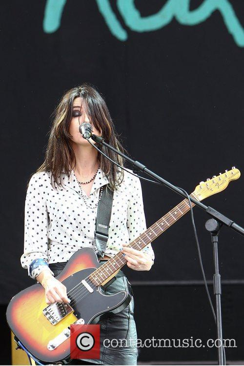 Blood Red Shoes, Leeds & Reading Festival and Reading Festival 12